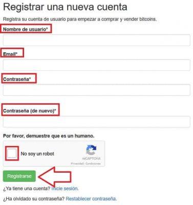 Bitkoinų registras